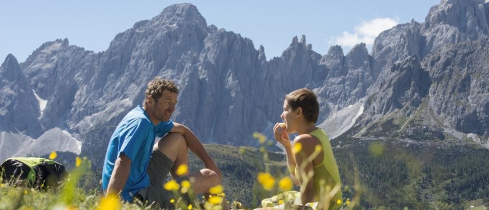 Kurz mal weg  ...  eine Auszeit in Südtirol